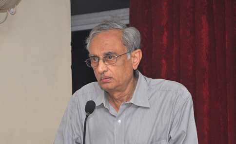 Dr EAS Sarma, a former secretary in the Union finance ministry, feels the fight against black money needs to be the focus