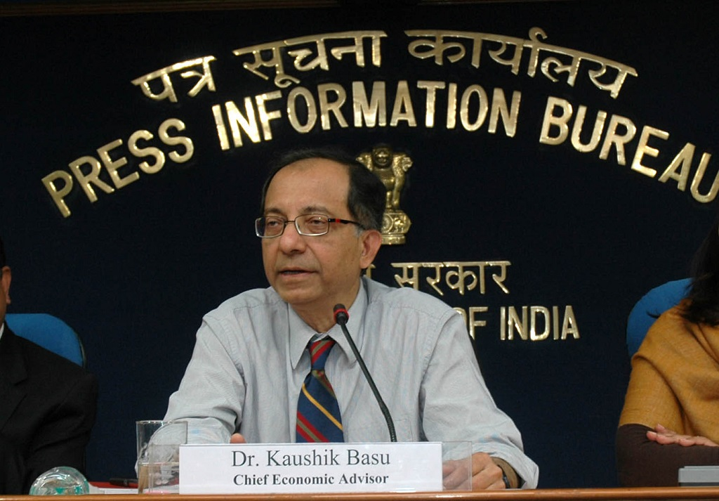 Dr Kaushik Basu, Senior Vice-President and Chief Economist of the World Bank, has given a thumbs down to demonetization