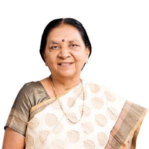 Former Gujarat CM Anandiben Patel