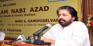 A file picture of TMC MP Sudip Bandopadhyay. Photo: PIB