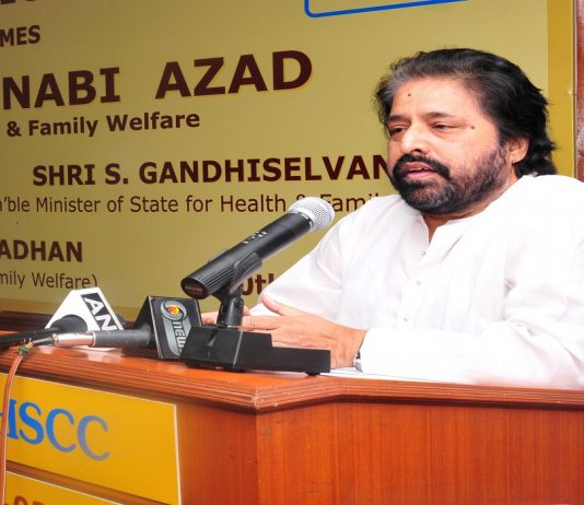 A file picture of TMC MP Sudip Bandopadhyay. Photo: PIB