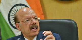 Election Commissioner Nasim Zaidi. Photo; UNI
