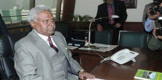 Former CBI chief Ranjit Sinha