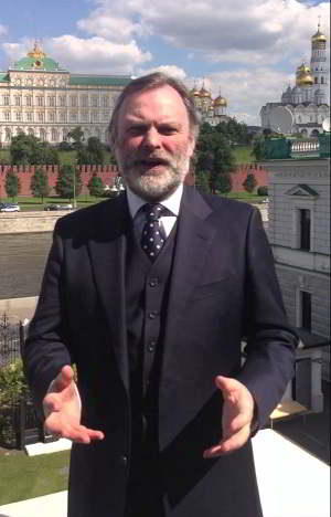 Sir Tim Barrow is Sir Ivan Rogers' successor