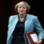 UK Prime Minister Theresa May. Photo: UNI
