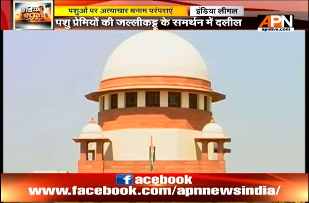 India Legal show debates Jallikattu