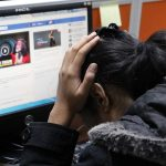 The internet is a safe haven for crimes such as sextortion, online child trafficking and cyber bullying. Photo: Bhavana Gaur