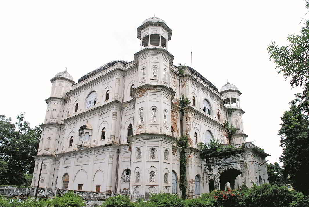 The Butler Palace in Lucknow is classified as Enemy Property