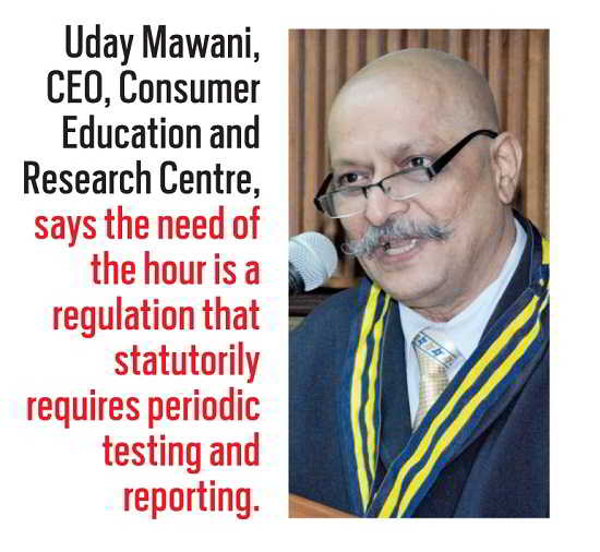 Uday Mawani, CEO, Consumer Education and Research Centre