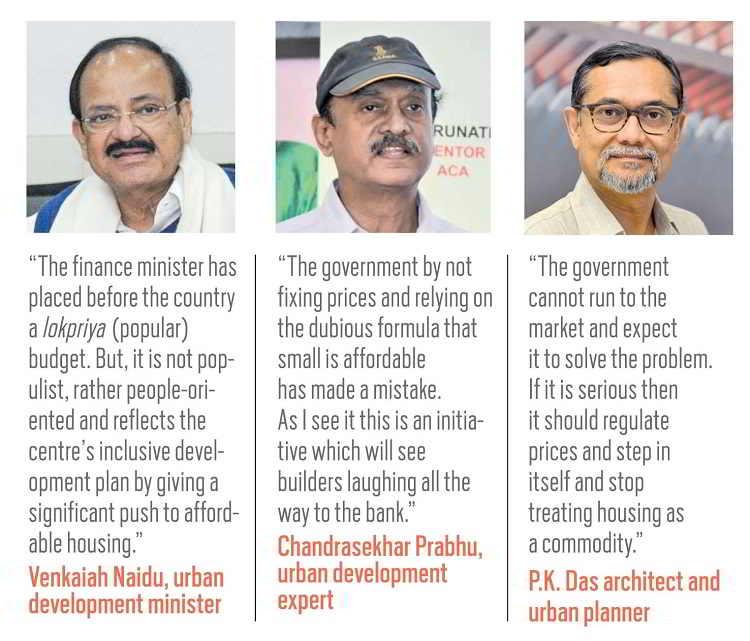 Housing blurb