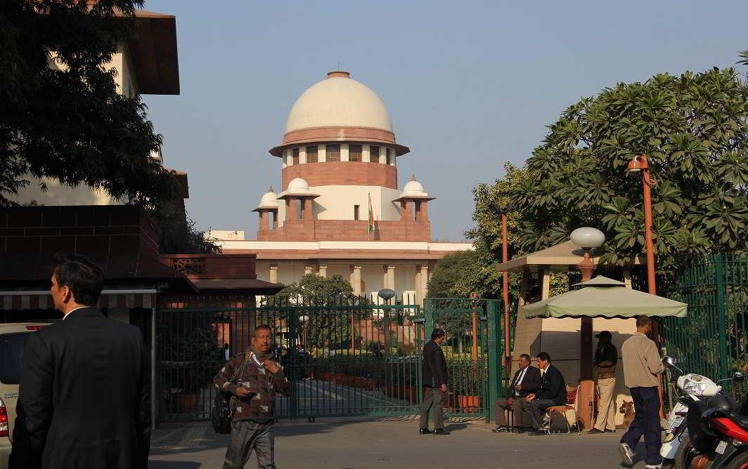 Supreme Court. Photo: Bhavana Gaur