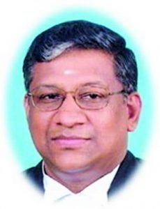 Justice Thottathil B