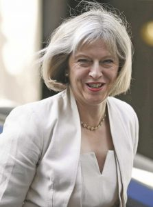 Prime Minister Theresa May. Photo: UNI