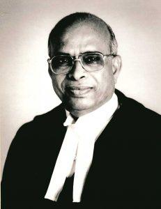 Supreme Court judge V Ramaswami invoked his Dalit identity when he faced impeachment