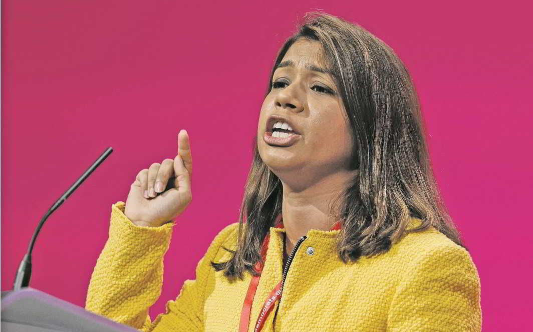 Tulip Siddiq, first-time Labour MP, defied the whip and voted against the Bill