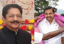 Tamil Nadu Governor Vidyasagar Rao (photo: UNI); Edapadi K Palanisamy