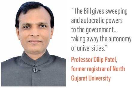 Professor Dilip Patel