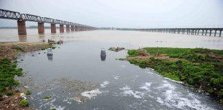 The River Ganga in Allahabad, Uttar Pradesh. Photo: Anil Shakya