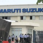 The Maruti Suzuki plant in Manesar. Photo: YouTube