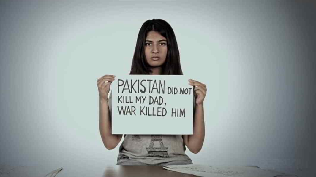 Gurmehar Kaur's plea for peace on social media