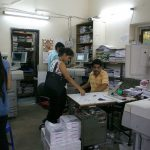 The Rameshwari Photocopy Shop in Delhi university was in the eye of a legal storm. Photo: Anil Shakya
