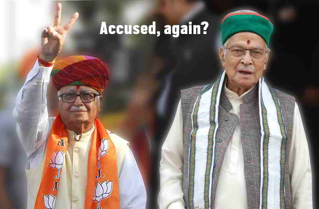 Babri case: SC indicates Advani, Joshi may be back in the dock