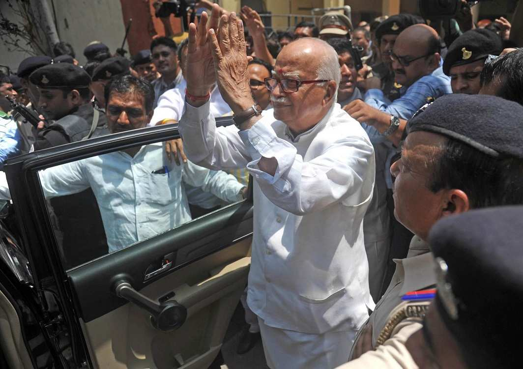 Advani's Blog Leaves BJP Leadership Redfaced, Modi Tweets a Face-Saver