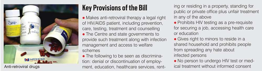 Key Provisions of the Bill