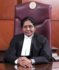 Justice G Rohini, the Chief Justice of the Delhi High Court