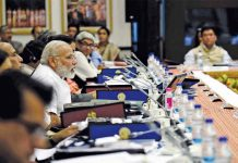 Prime Minister Narendra Modi favours India shifting to a January to December fiscal year from the current April to March cycle. Photo: UNI