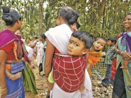 The new population policy in Assam wants to ensure a two-child norm across the state. Photo: UNI