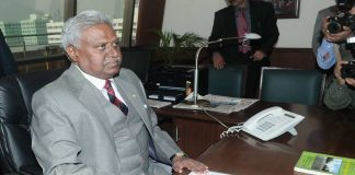 Former CBI director, Ranjit Sinha. Photo:PIB