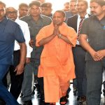 The slaughterhouse controversy was given to the new government on a platter. The UP CM gave it a political spin. Photo: UNI