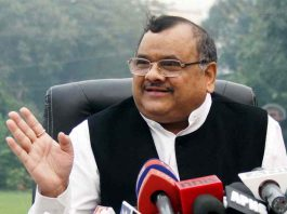 Several corruption charges have been levelled against BAI President Akhilesh Das Gupta. Photo: UNI