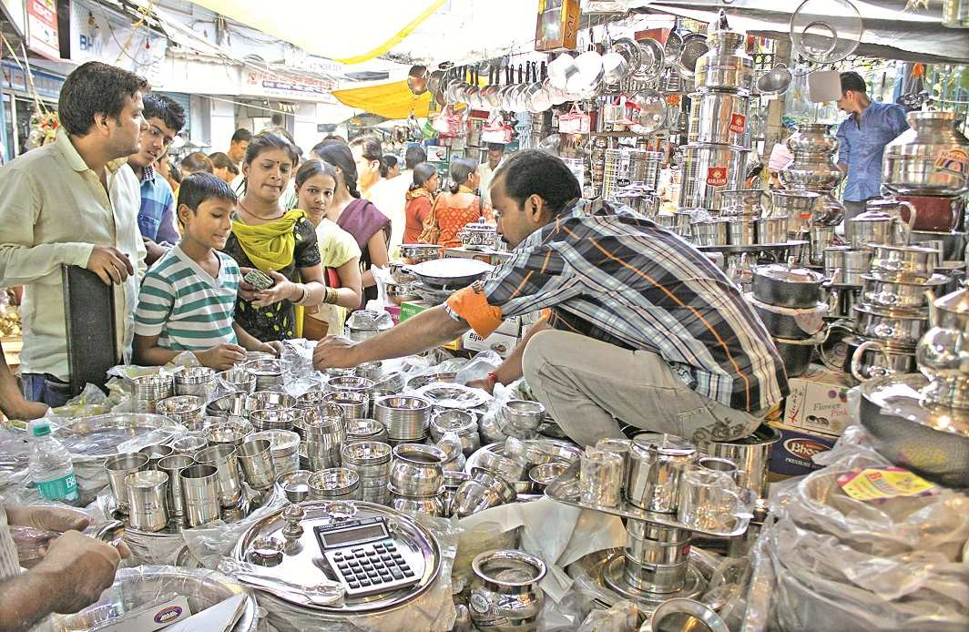 For a single commodity, there would be one GST rate throughout the country. Photo: Anil Shakya