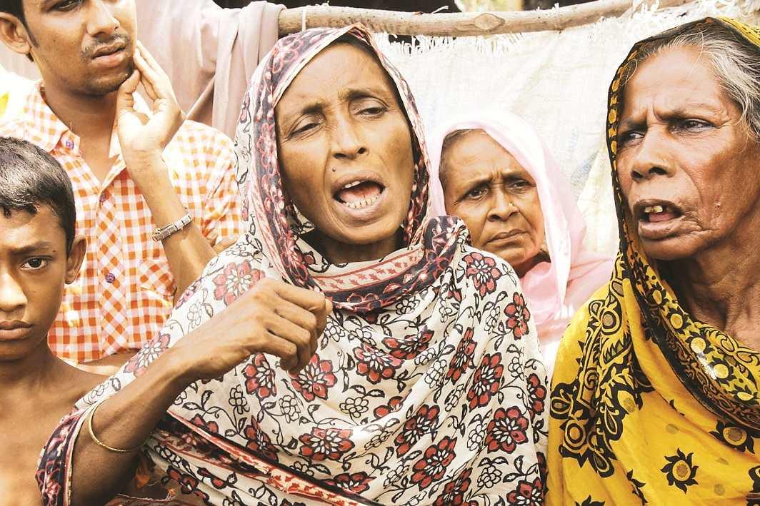 Many Assamese fear that Assam will turn into a second Muslim majority state after Kashmir. Photo: UNI