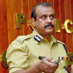 Former Kerala Director General of Police TP Senkumar. Photo: UNI