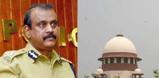 Former Kerala DGP TP Senkumar (photo: UNI) has been reinstated by the Supreme Court (photo: Anil Shakya)