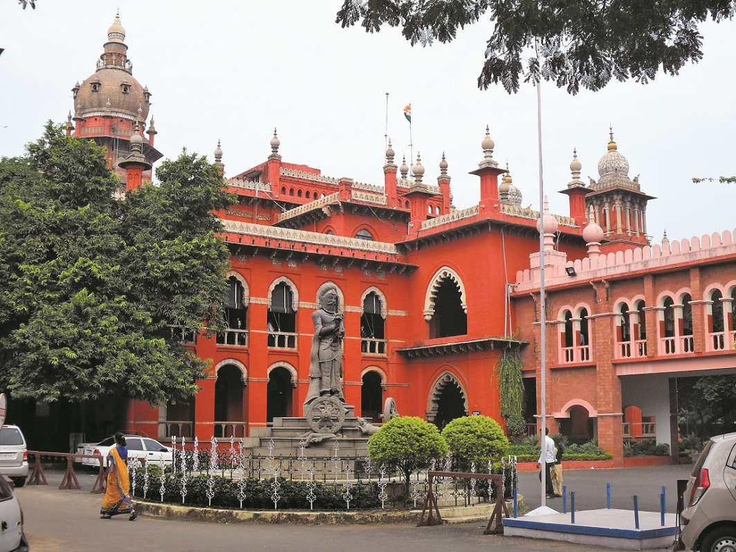 Madras High Court. Photo: wikimedia.org