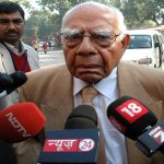 Jethmalani calls Arun Jaitley a crook in Delhi High Court