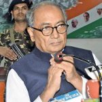 Congress leader Digvijaya Singh. Photo: UNI