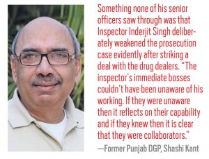 Inspector Devious