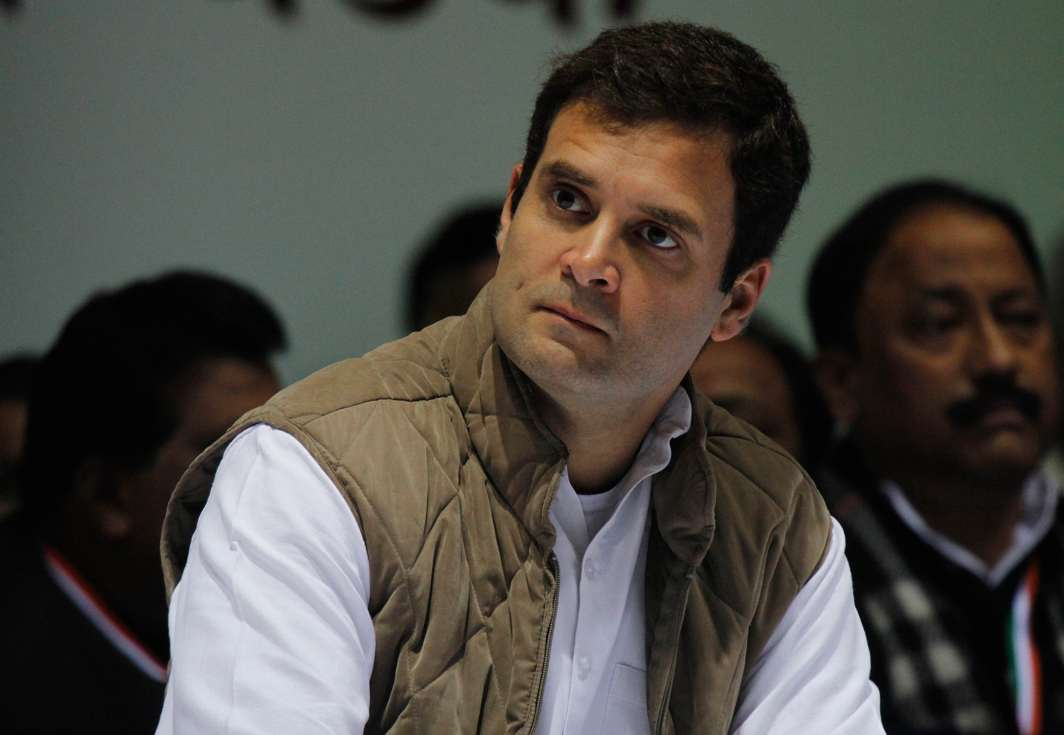 Rahul Gandhi: The Reluctant Prince