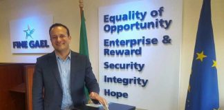 picture: Leo Varadkar. Photo: facebook