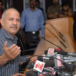 Deputy CM of Delhi Manish Sisodia. Photo: UNI