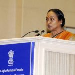 Meira Kumar. Photo: PIB