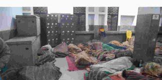 NIZAMUDDIN BASTI Shelter home