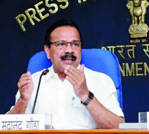 In 2015, then law minister Sadananda Gowda announced a review of the 2010 policy as it hadn't been executed. Photo: UNI