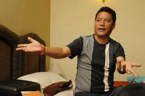 Gorkha Janmukti Morcha supremo Bimal Gurung continues to create trouble