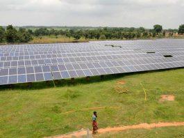 Picture: Solar panels. Photo: UNI
